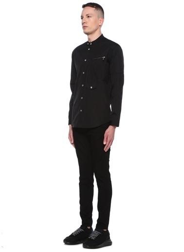 Dsquared2 Gömlek Siyah
